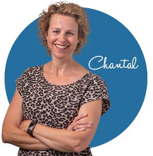 SCIO secretaresse: Chantal