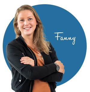 Team SCIO: Fanny de Graaf